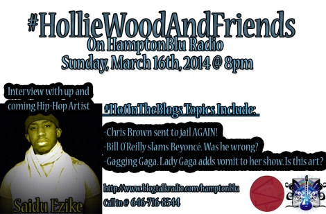 Interview with #HolliewoodandFriends