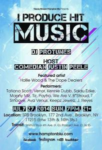 July 27th flyer